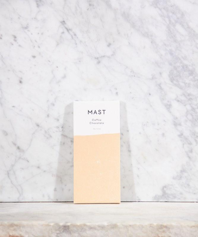 Mast Brothers Coffee Milk Chocolate, 2.5oz