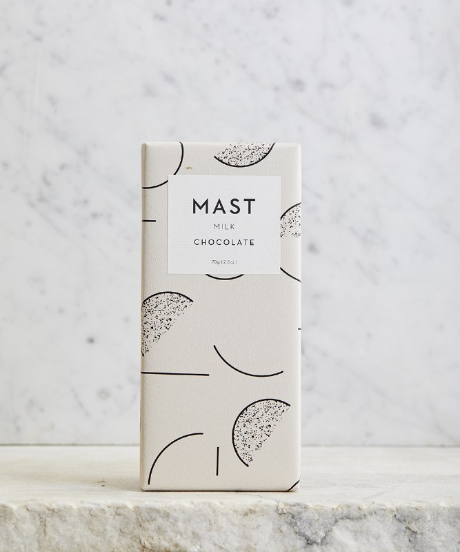 Mast Brothers Milk Chocolate, 2.5oz