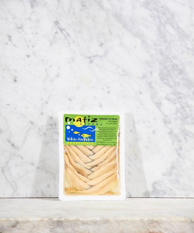 Matiz Boquerones White Anchovies, 120g