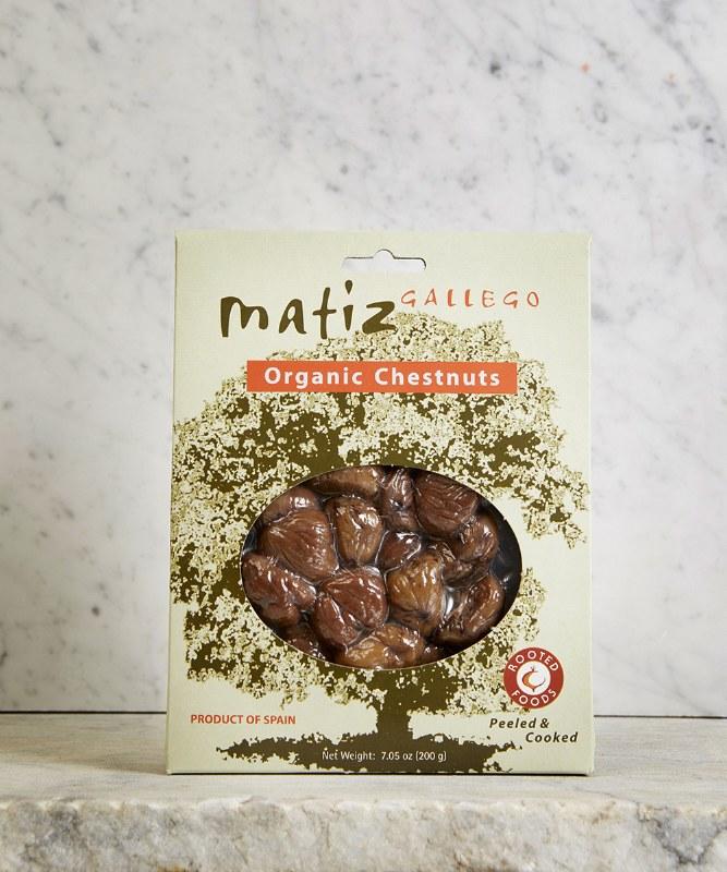 Matiz Organic Chestnuts, 200g