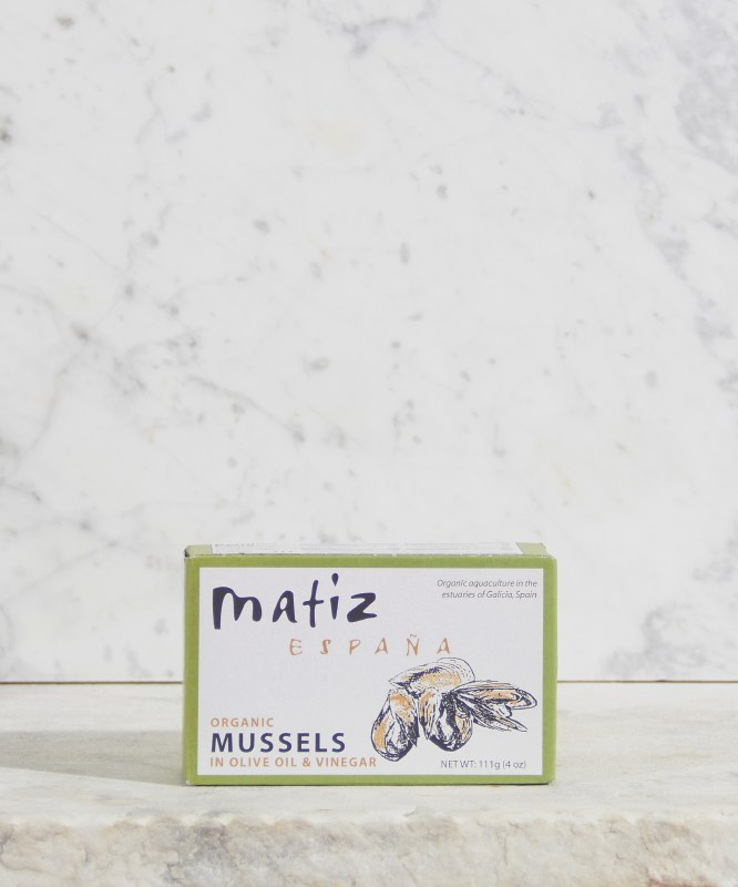 Matiz Mussels, 111g