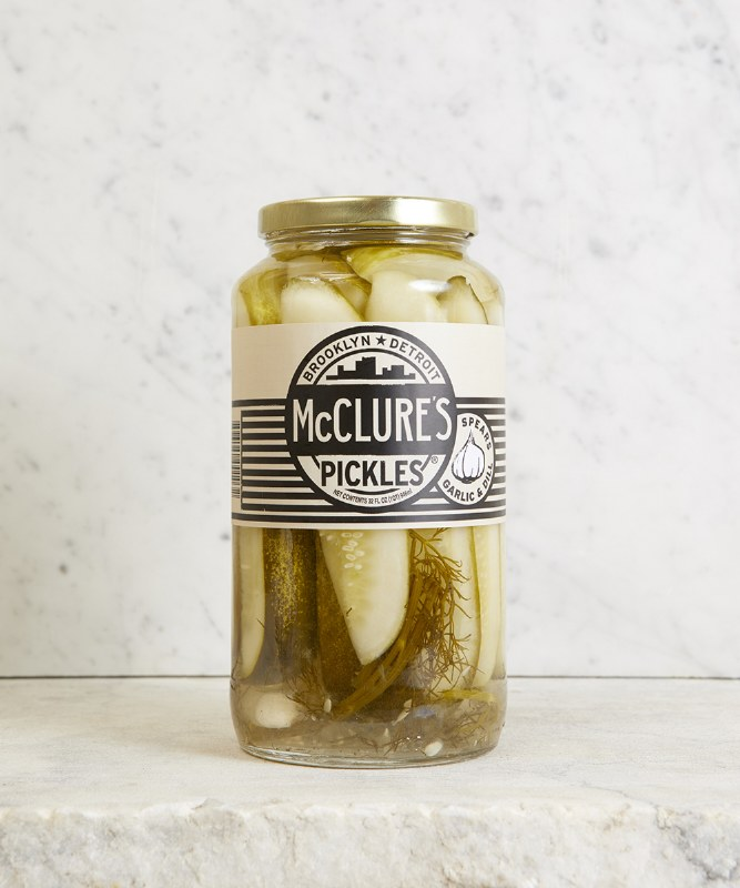 McClure's Garlic & Dill Pickles, 32oz