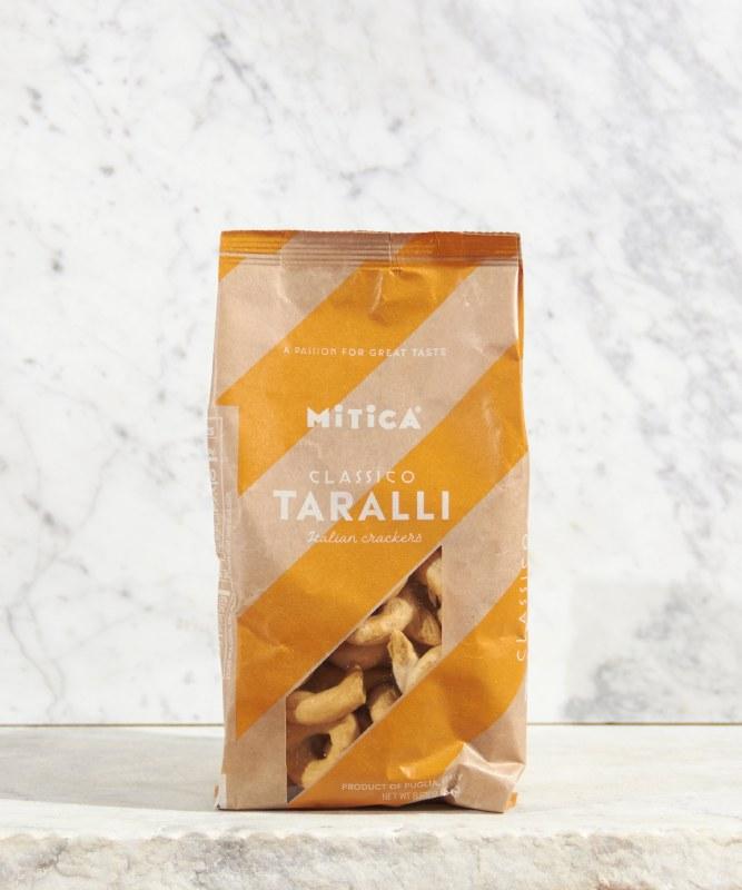 Mitica Taralli Classico, 8.8oz