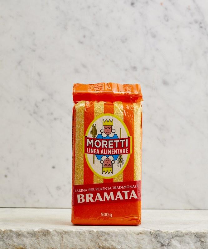 Moretti Bramata Polenta, 500g