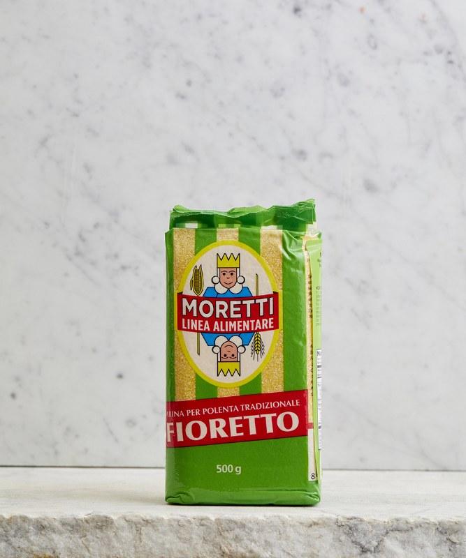 Moretti Fioretto Polenta, 500g