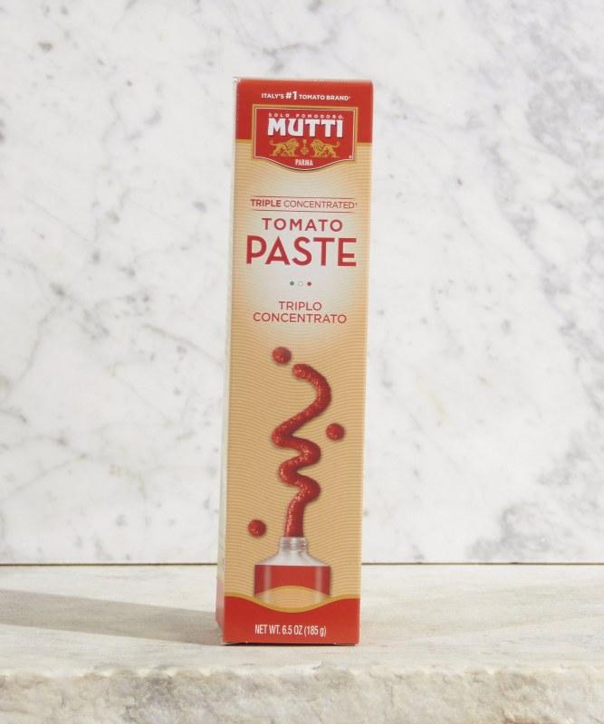 Mutti Triple Concentrate Tomato Paste, 185g