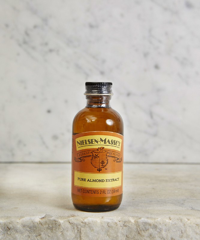 Nielsen Massey Pure Almond Extract, 2oz