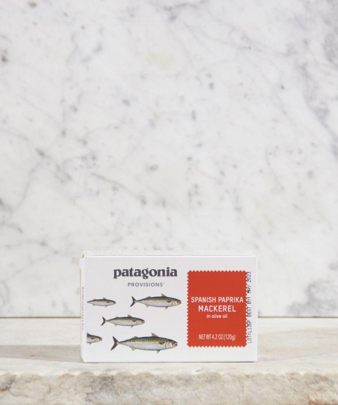 Patagonia Spanish Paprika Mackeral, 120g