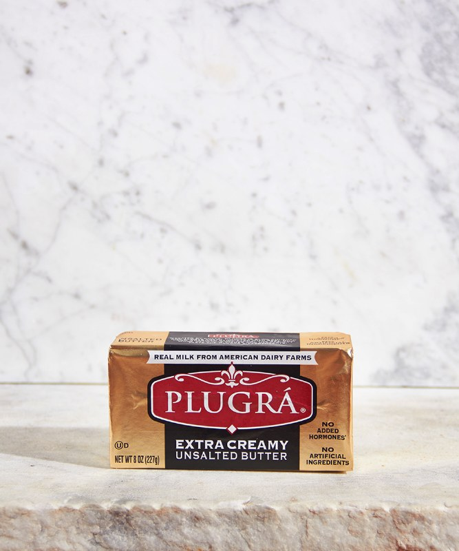 Plugra Unsalted Butter, 8oz