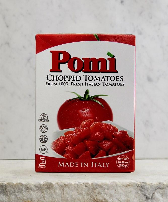 Pomi Chopped Tomatoes, 26oz