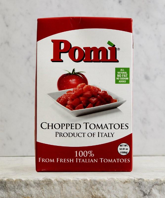 Pomi Chopped Tomatoes, 52oz