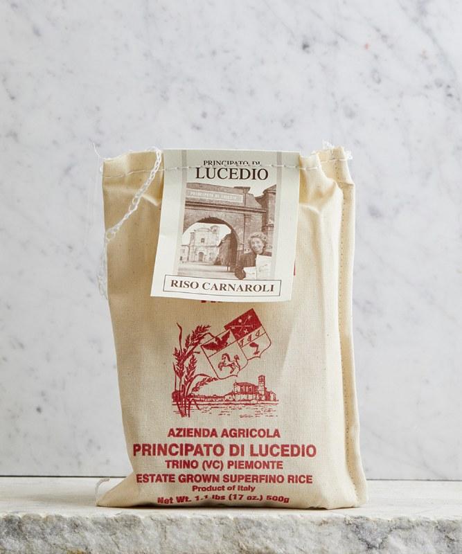 Principato di Lucedio Carnaroli Rice, 500g