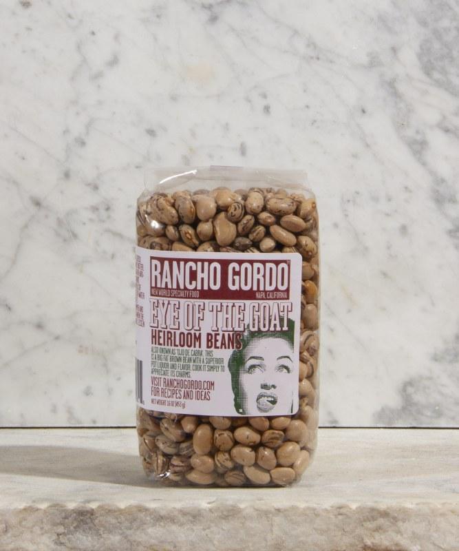 Rancho Gordo Eye of the Goat Beans, 16oz