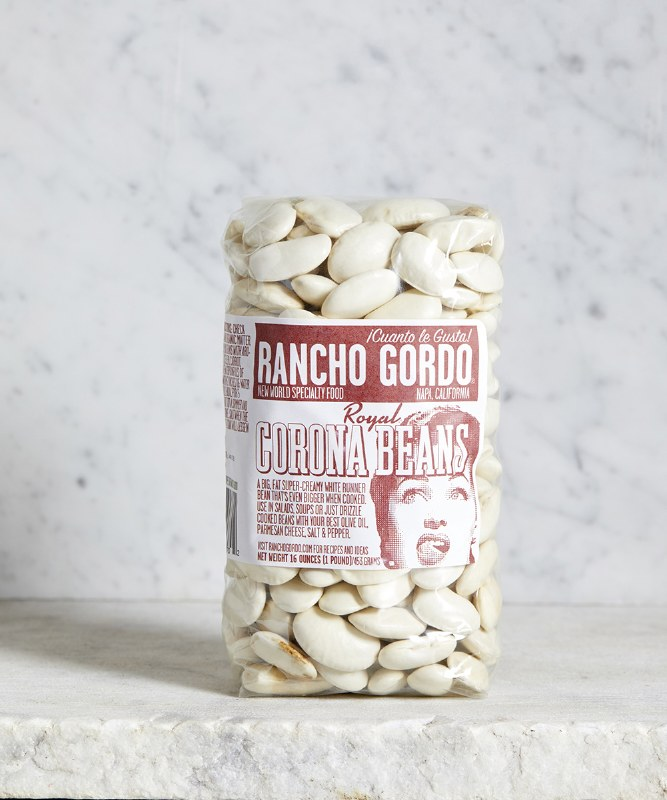 Rancho Gordo Royal Corona Beans, 16oz