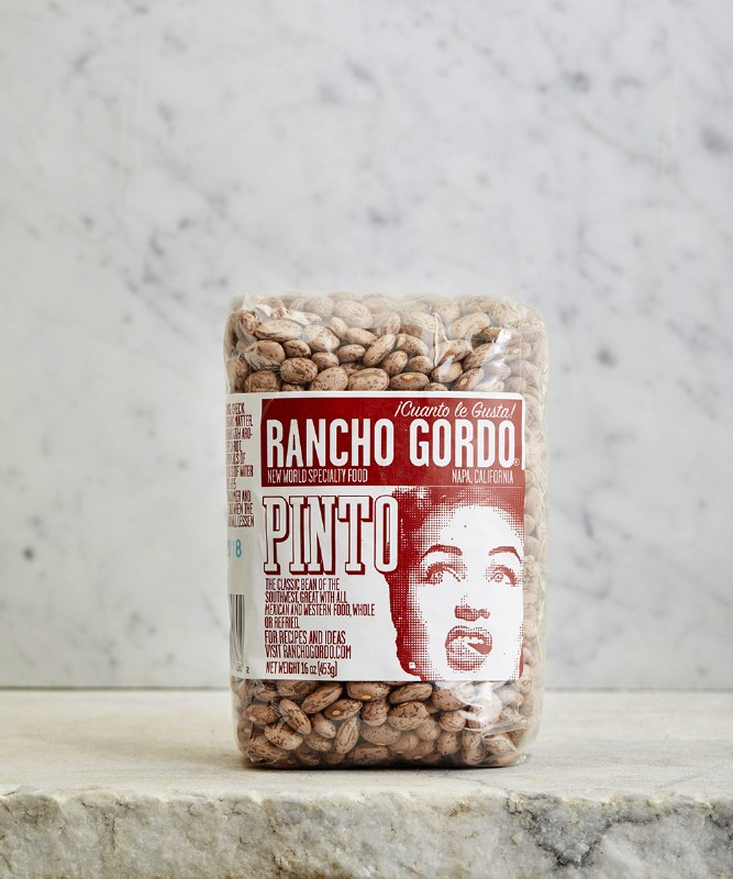 Rancho Gordo Pinto Beans, 16oz