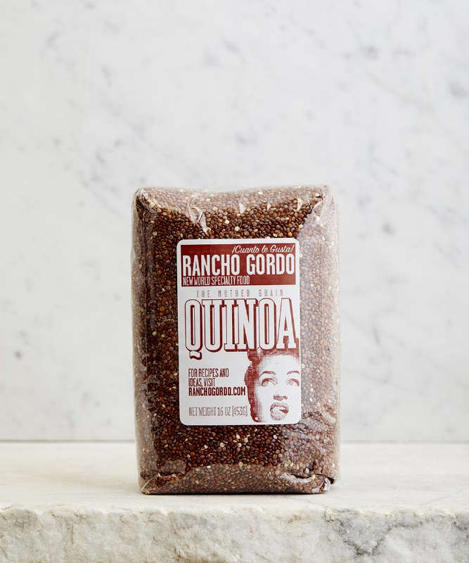 Rancho Gordo Red Quinoa, 16oz
