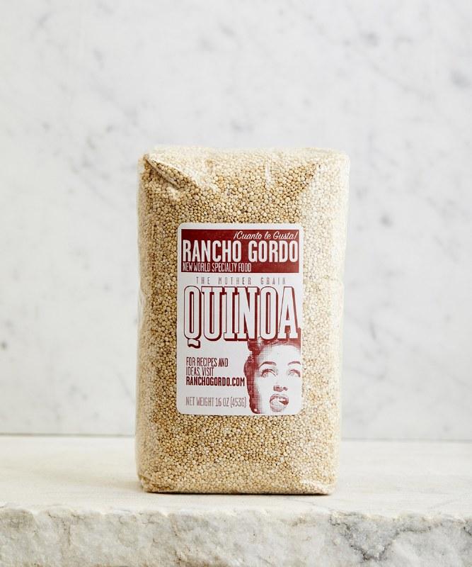 Rancho Gordo White Quinoa, 16oz