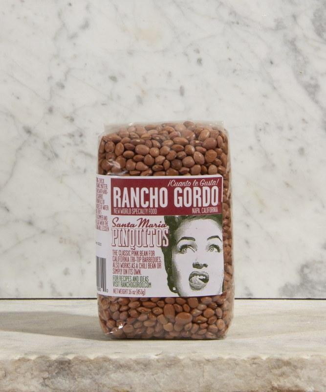 Rancho Gordo Santa Maria Pinquito Beans, 16oz