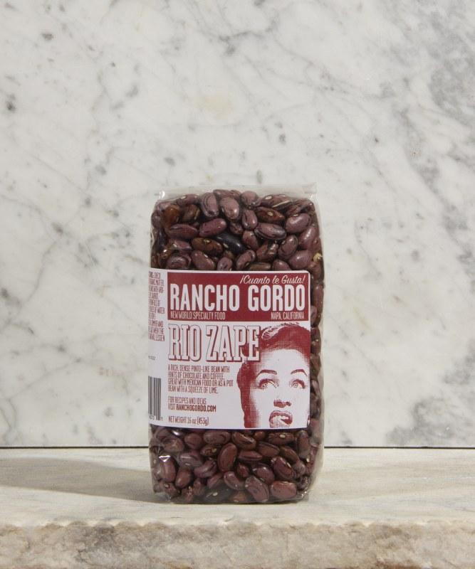 Rancho Gordo Rio Zape Beans, 16oz