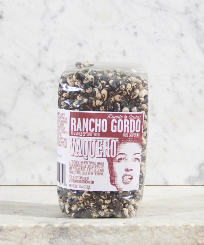 Rancho Gordo Vaquero Beans, 16oz