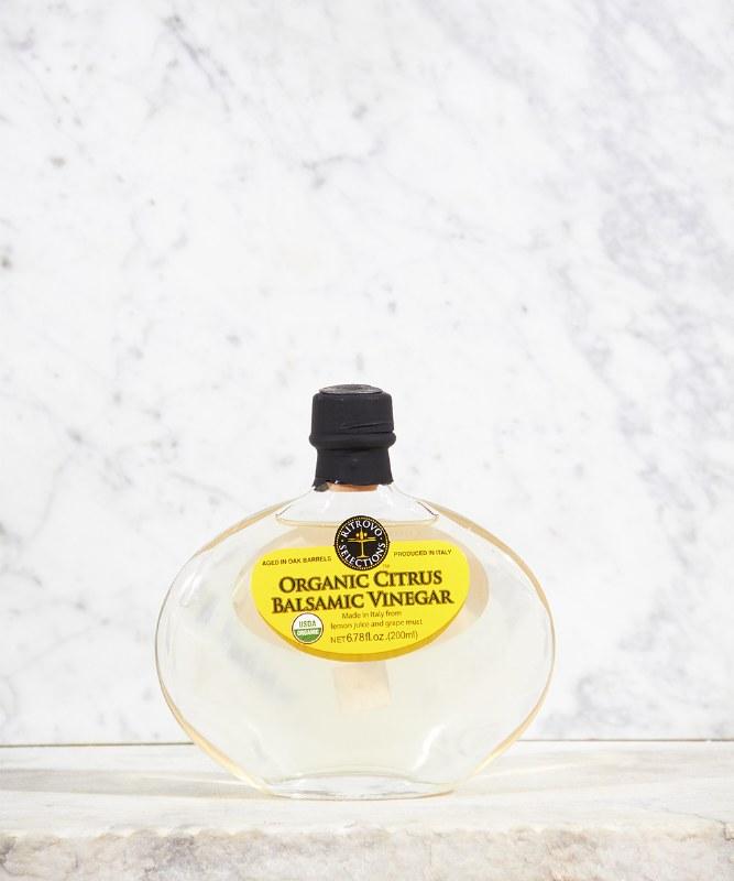 Ritrovo Organic Citrus Balsamic Vinegar, 200ml