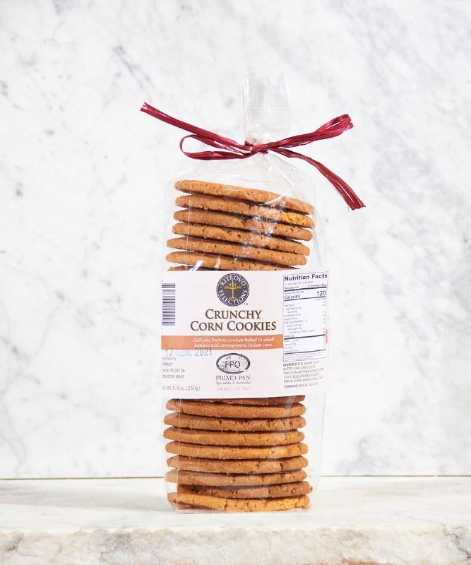 Primopan Foglie di Mais Corn Cookies, 334g