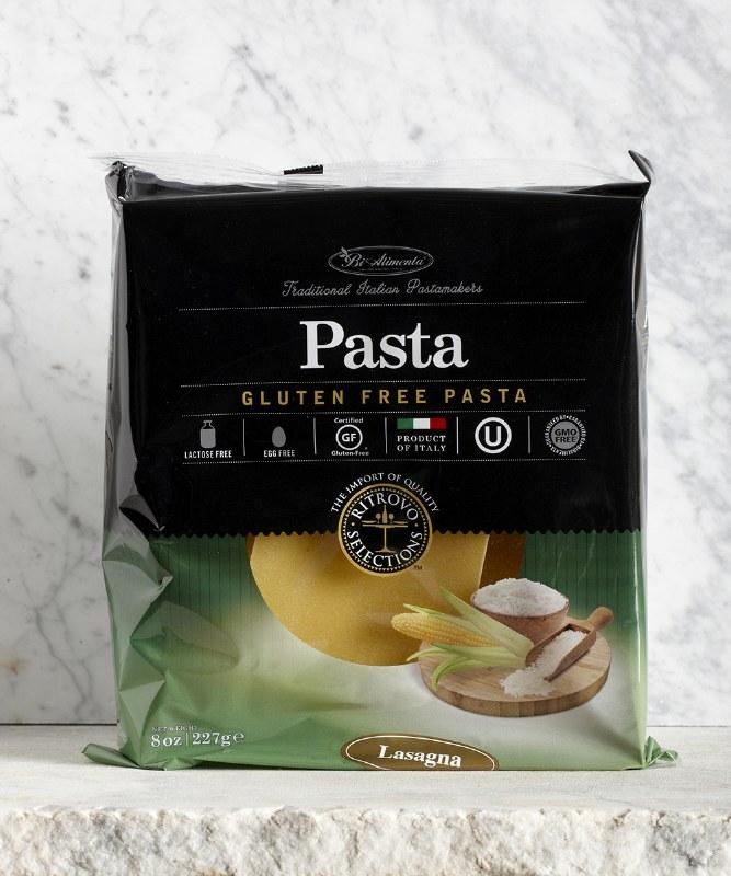 Ritrovo Selections GF Lasagna Sheets, 227g