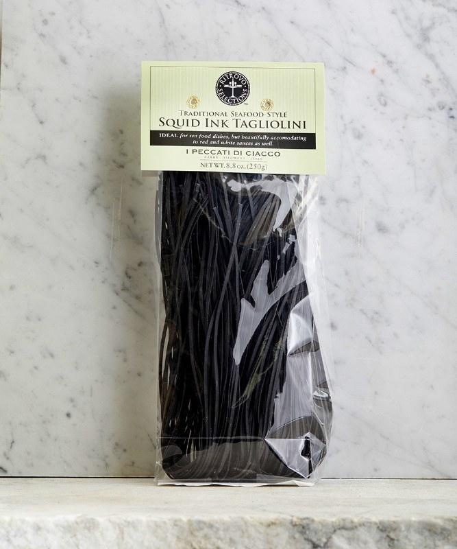 Ritrovo Selections Squid Ink Tagliolini, 250g