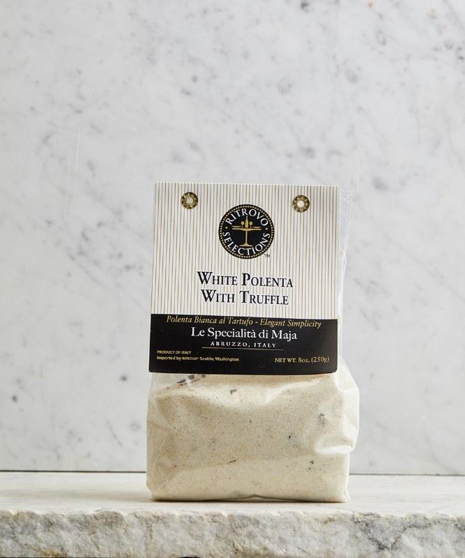 Ritrovo Selections White Polenta w/Truffle, 250g