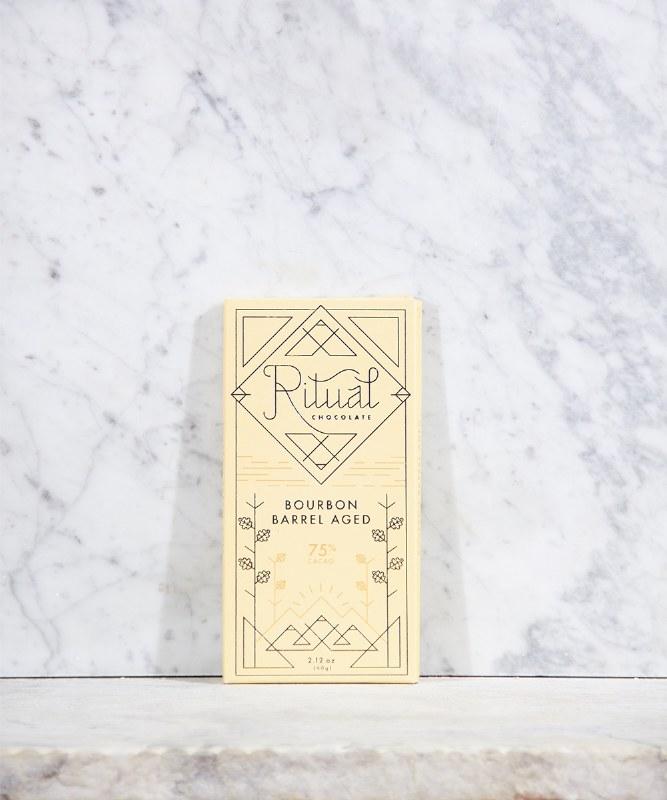 Ritual Bourbon 75% Bar, 60g