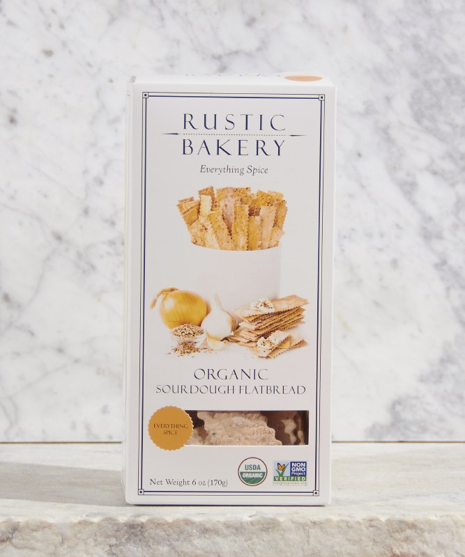 Rustic Bakery Everything Cracker, 6oz