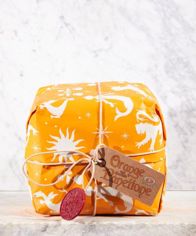 Rustichella d'Abruzzo Orange & Chocolate Panettone, 750g