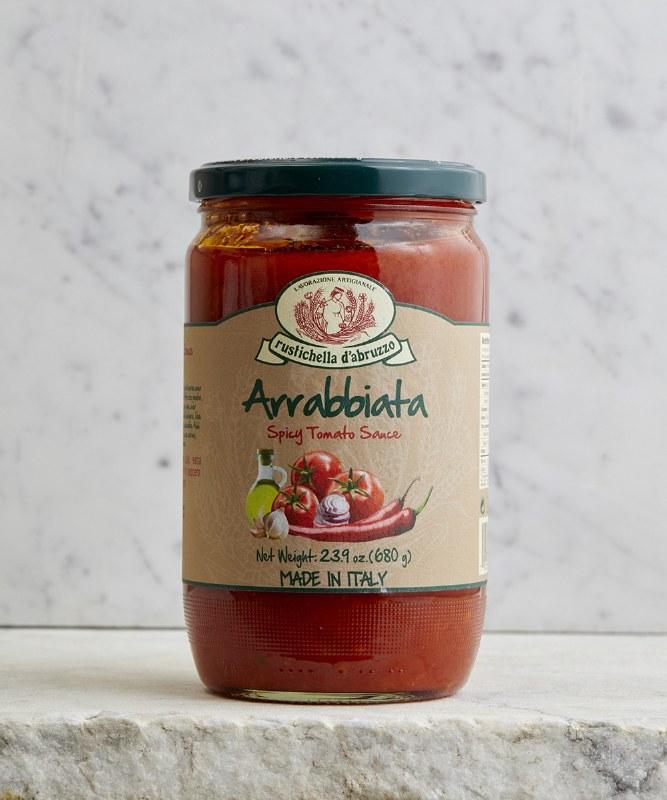 Rustichella d'Abruzzo Arrabbiata Sauce, 680g