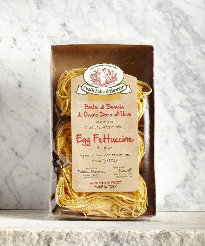 Rustichella d'Abruzzo Egg Fettuccine, 250g