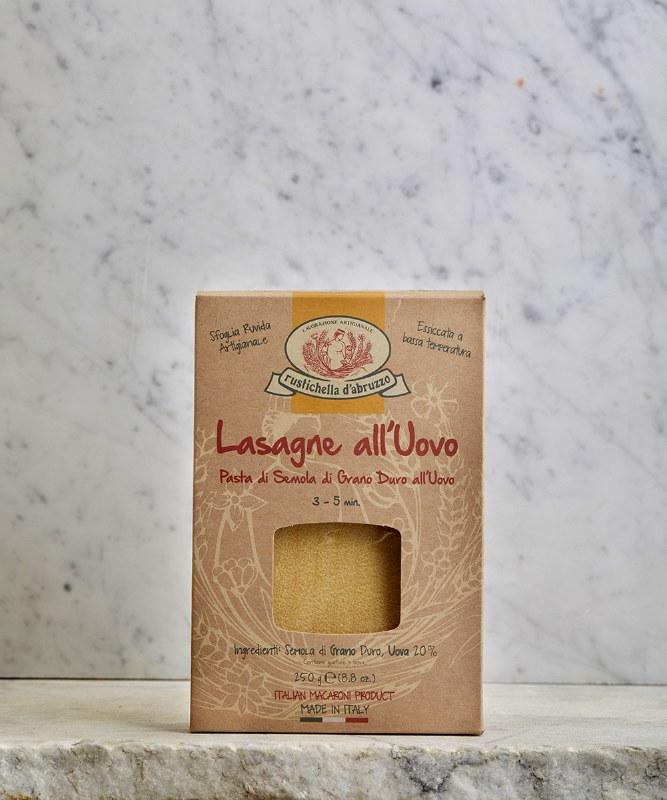 Rustichella d'Abruzzo Egg Lasagne, 250g