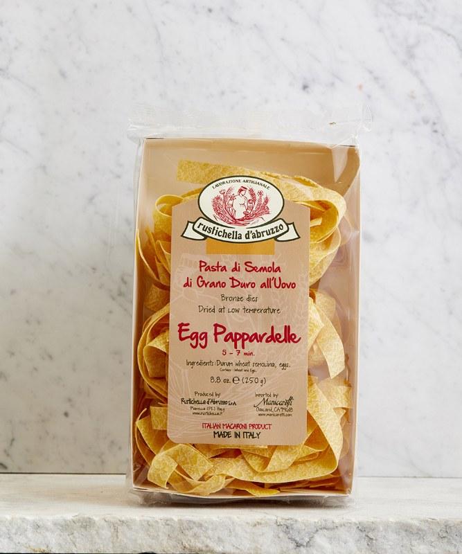 Rustichella d'Abruzzo Egg Pappardelle, 250g