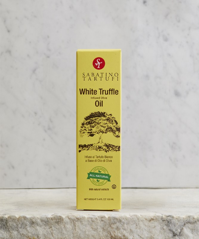 Sabatino Tartufi White Truffle Oil, 100ml