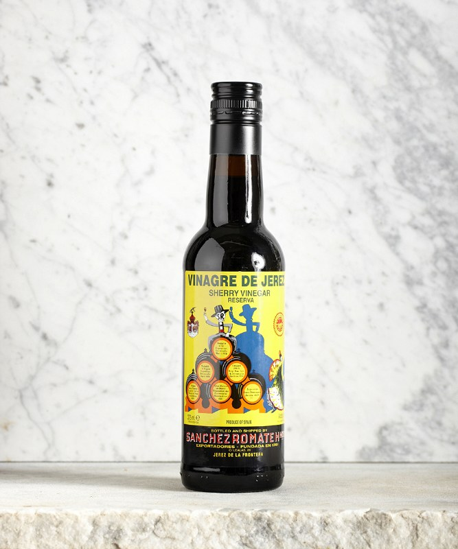 Sanchez Romate Sherry Vinegar, 375ml