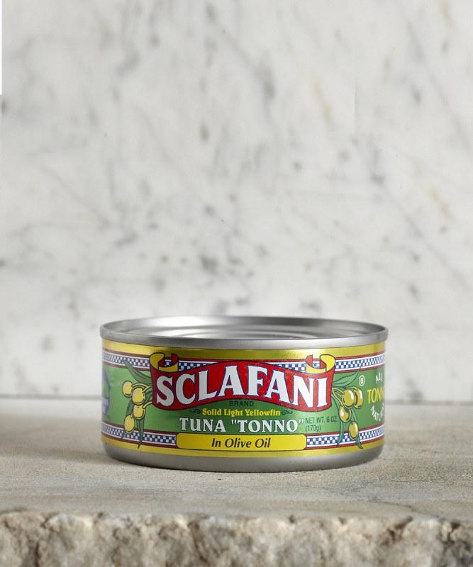 Sclafani Tuna in Olive Oil, 170g
