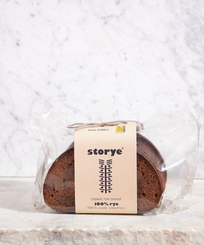 Storye Classic Rye Bread