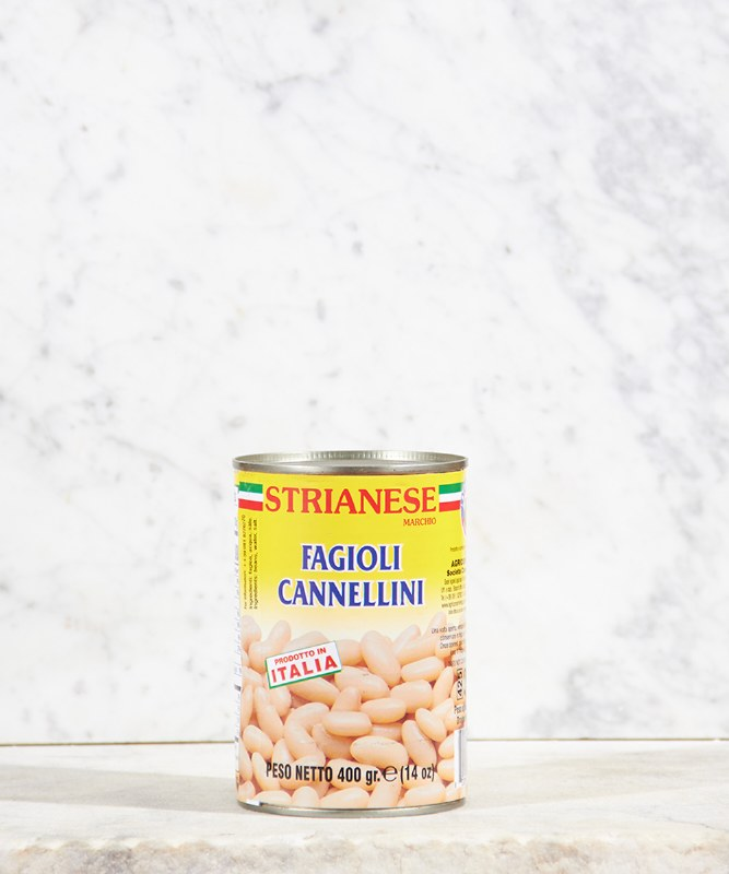Strianese Cannellini Beans, 500g