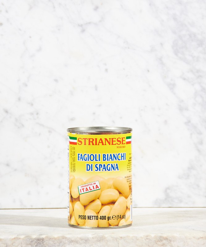 Strianese Butter Beans, 500g