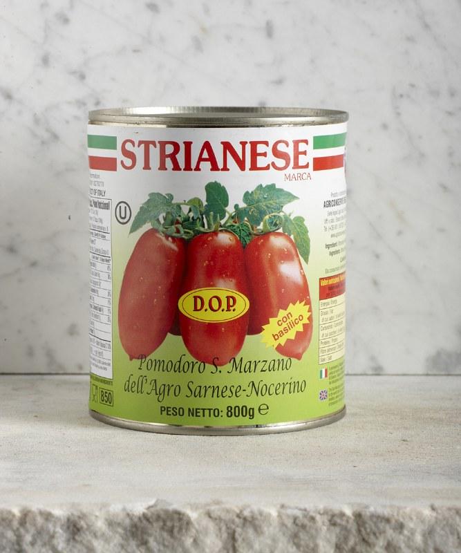 Strianese San Marzano Tomato DOP, 800g
