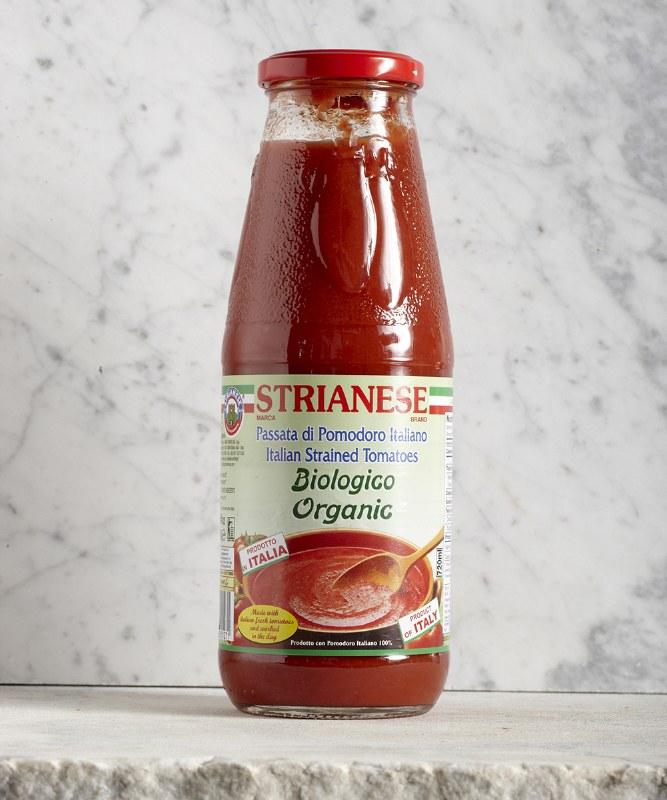 Strianese Organic Passata, 720g