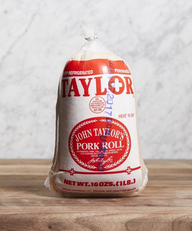 Taylor Pork Roll, 1lb