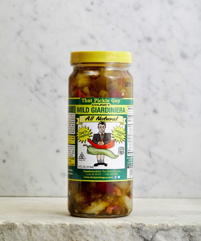 That Pickle Guy Mild Giardiniera, 16oz