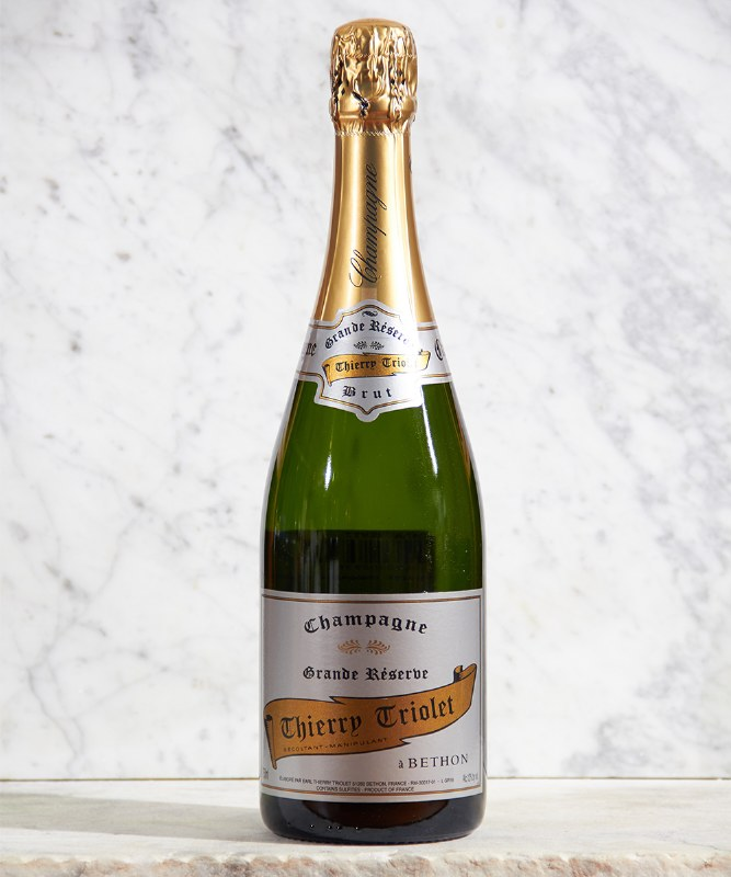 Thierry Triolet Grand Reserve Brut