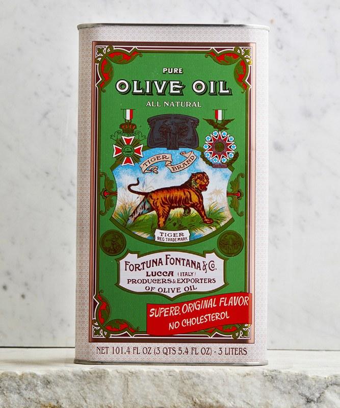 Tiger Pure Olive Oil, 3L