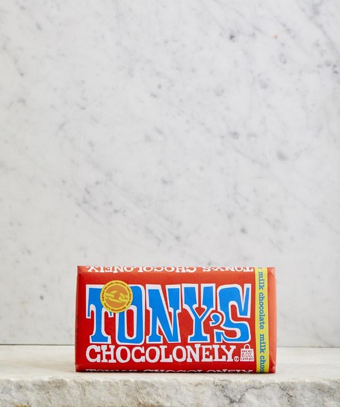 Tony Chocoloney's 31% Milk Chocolate, 6oz