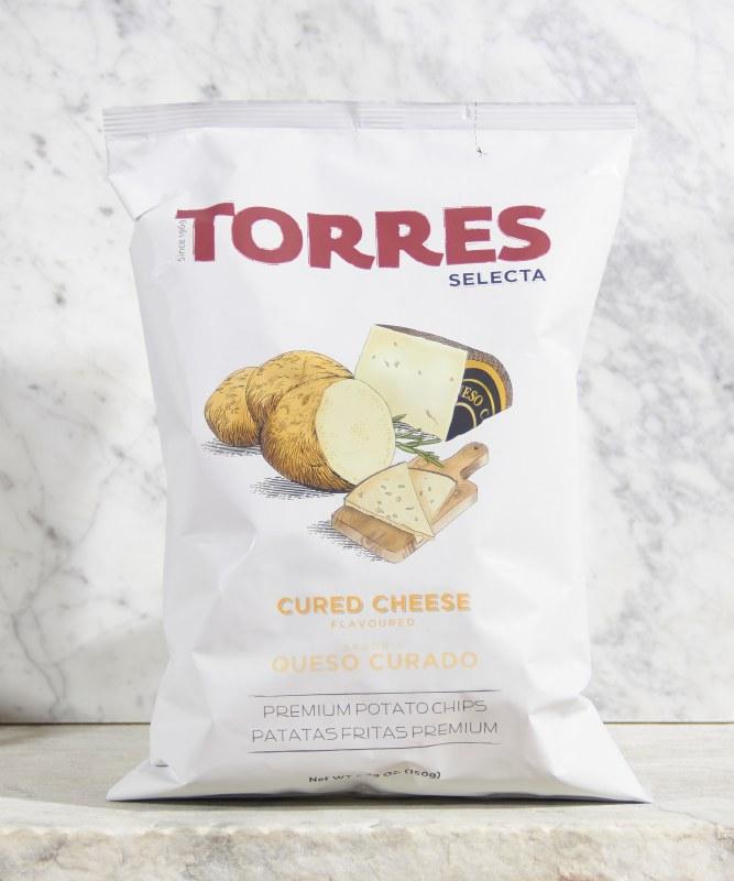 Torres Manchego Chips, 150g